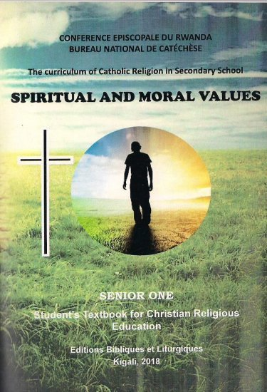 Spiritual and Moral Values