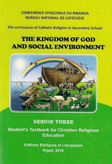 The Kingdom Of God And Social Environment